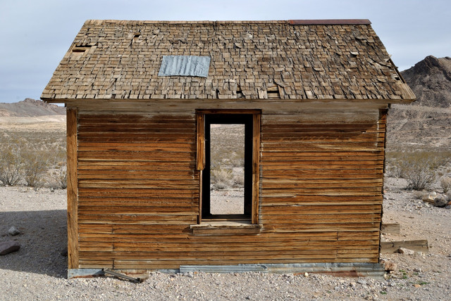 67 This Old Wooden Shack