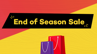 End Of Season Sale Offers