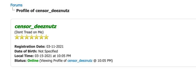 Forums-Profile-of-censor-deeznutz