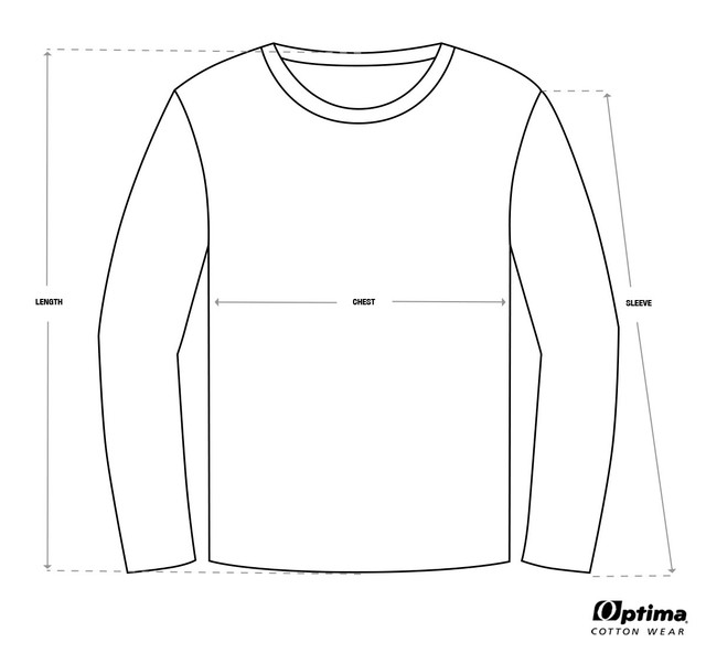 Size-Chart-Longsleeve-Optima-Cotton-Wear