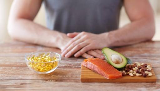 Питание для мужчин: витамины