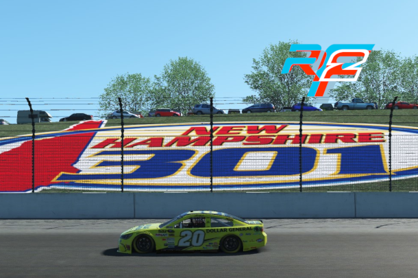VRC NASCAR 2019 - Round 9 - New Hampshire
