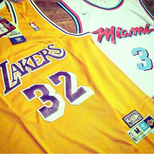Lakers Heat