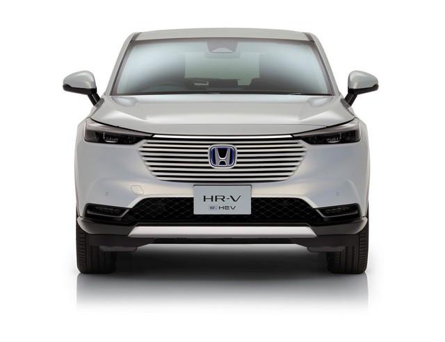 Honda Dévoile Le Nouveau HR-V Hybride 329177-Honda-HR-V-e-HEV-2021