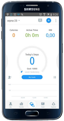 Pedometer Step Counter (Pacer) - Warez Mobile Forum - iPhone