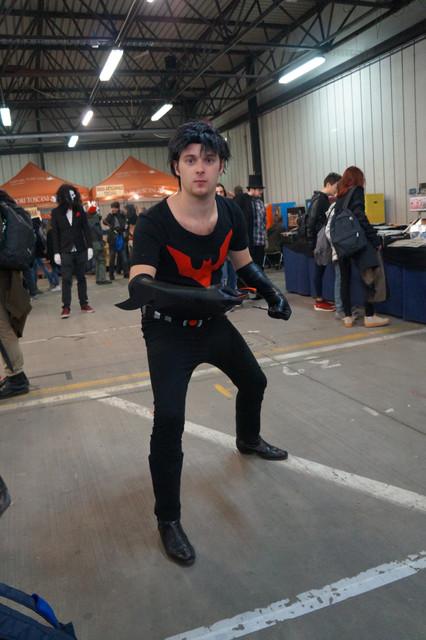 Matteo Bernabei Batman Of The Future 2
