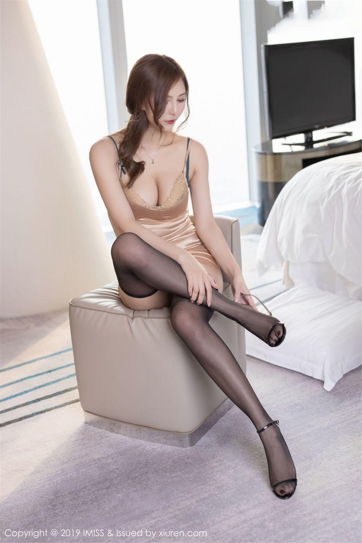[IMiss爱蜜社] Vol.357 气质美女@Cccil - 丝袜美腿写真