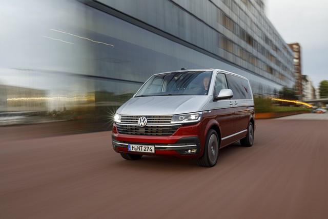 Réduction des émissions de NOx et de la consommation de carburant – nouveaux moteurs pour la gamme à succès Transporter VWT6-1-Multivan-Cruise-002