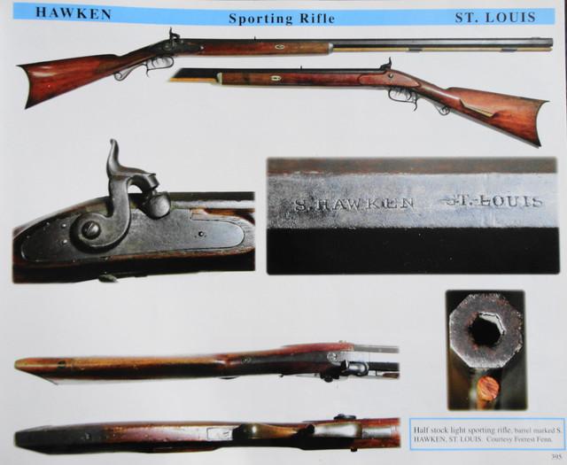 Hawken breech plugs @ squirrel rifles