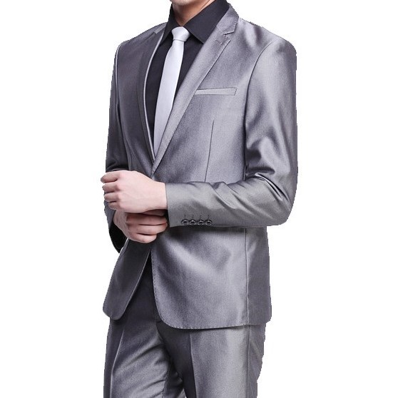 polyester suit image