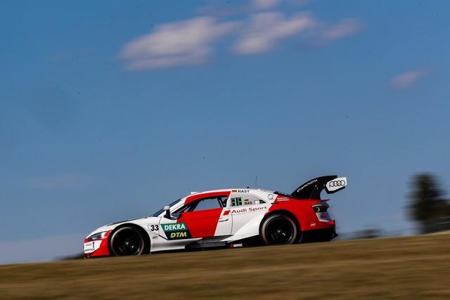 DTM – René Rast remporte le podium Audi au Lausitzring A204789-medium