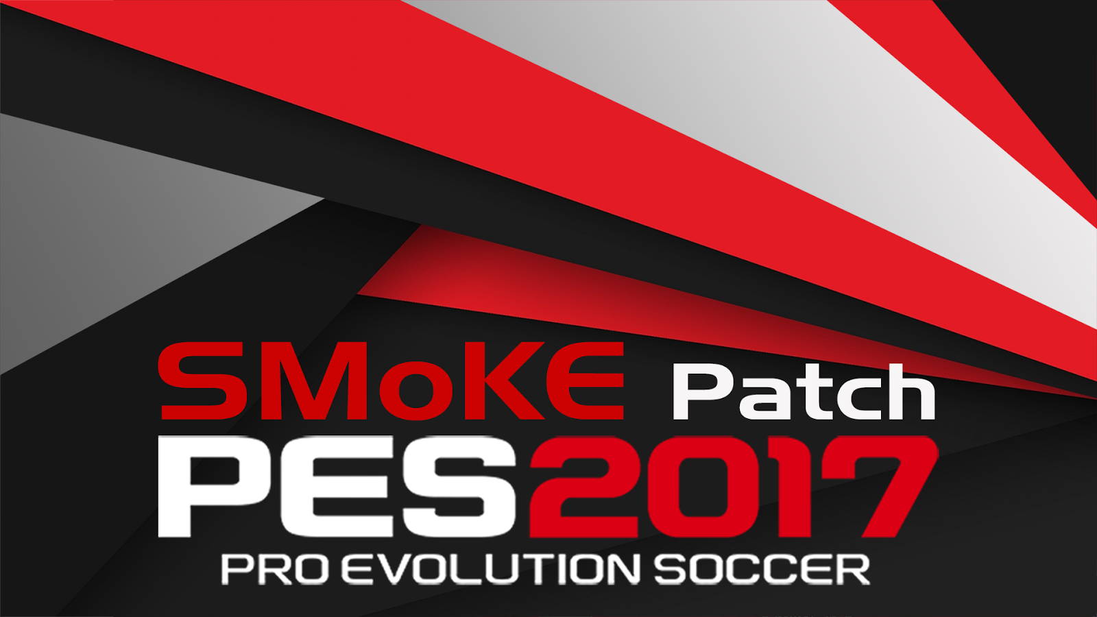 PES 2017 SMoKE Patch 9.5