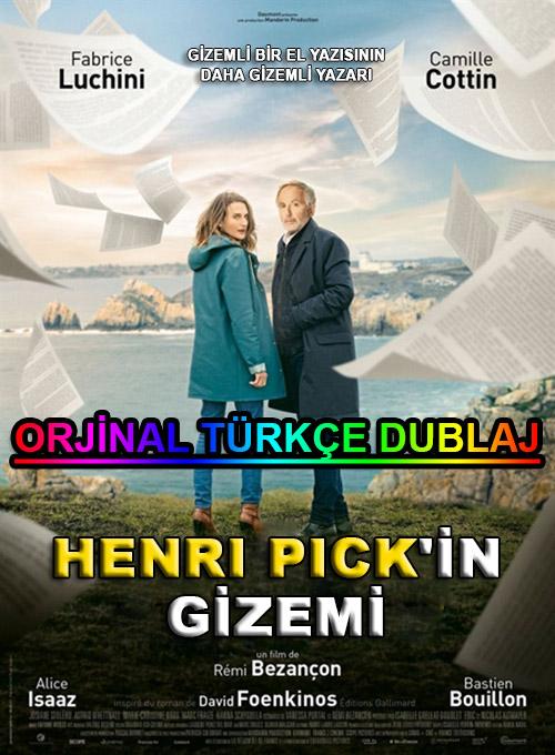 Henri Pick'in Gizemi   2019   BDRip   XviD   Türkçe Dublaj   m720p - m1080p   BluRay   Dual   TR-EN   Tek Link