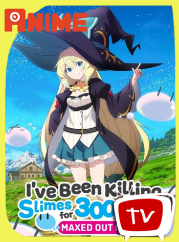 I've Been Killing Slimes For 300 Years And Maxed Out My Level (2021) Temporada 1 CR WEB-DL [1080p] Latino [GoogleDrive]