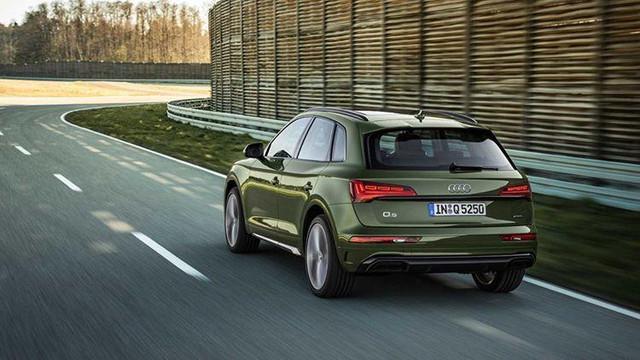 Audi Q5 II Restyling (2020) 25