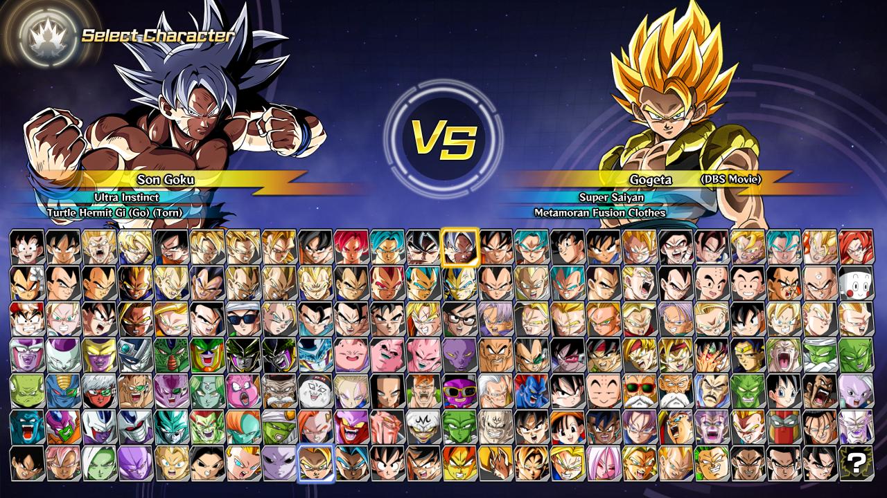 DRAGON BALL Z: ULTIMATE FIGHTER 2 Mugen004