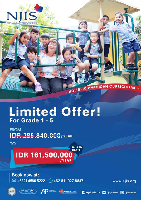 NJIS Limited Offer 2019