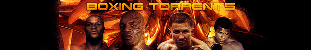 Browse to the homepage of Boxing Torrents