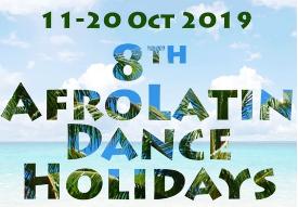 Afrolatin Egypt Dance Festival