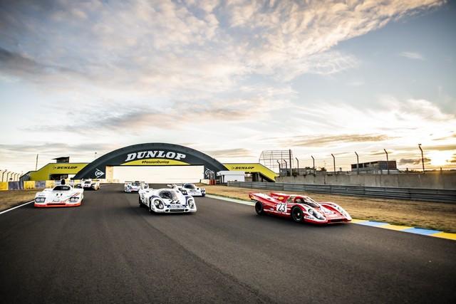 Porsche réuni six prototypes vainqueurs au classement général au Mans S20-4227-fine