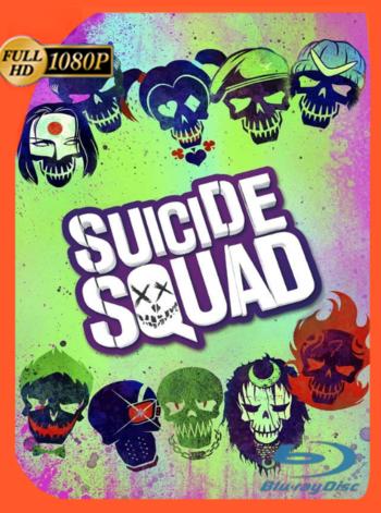 Escuadrón Suicida (2016) THEATRICAL BDRip [1080p] Latino [GoogleDrive]
