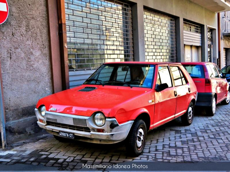 avvistamenti auto storiche - Pagina 2 Fiat-Ritmo-60-CL-1-1-18-AGOSTO-78-CT455076-2