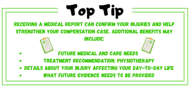 Top Tips medical care needs