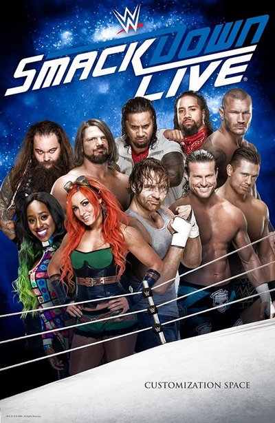 WWE Friday Night SmackDown (30 July 2021) English 480p HDRip 266MB Download