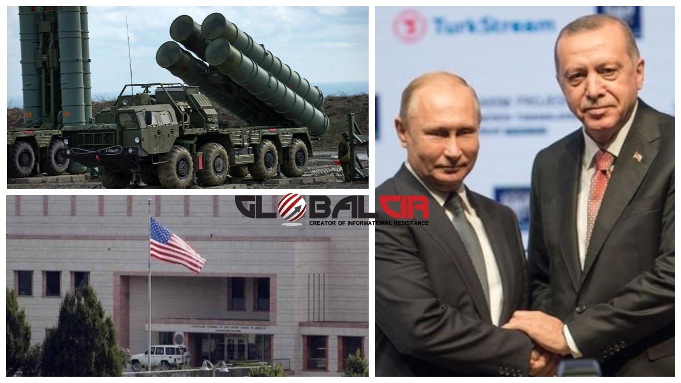 """'TEMA KOJA SE UVELIKO RAZMATRA': Dužnosnik State Departmenta o mogućim sankcijama protiv Turske: """"Testiranje sistema S-400 potpuno neprihvatljivo"""""""
