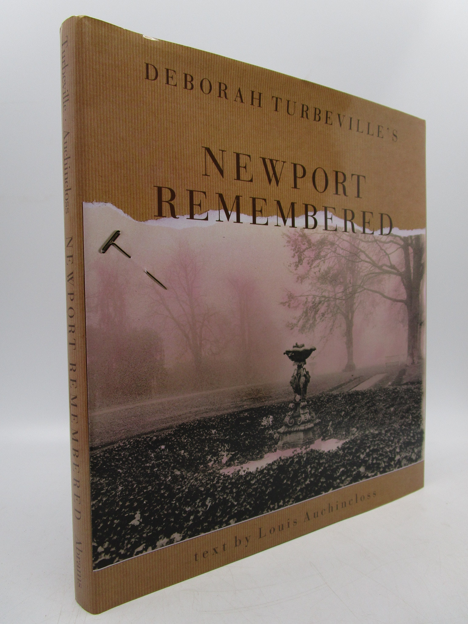 Image for Deborah Turbeville's Newport Remembered: A Photographic Portrait of a Gilded Past