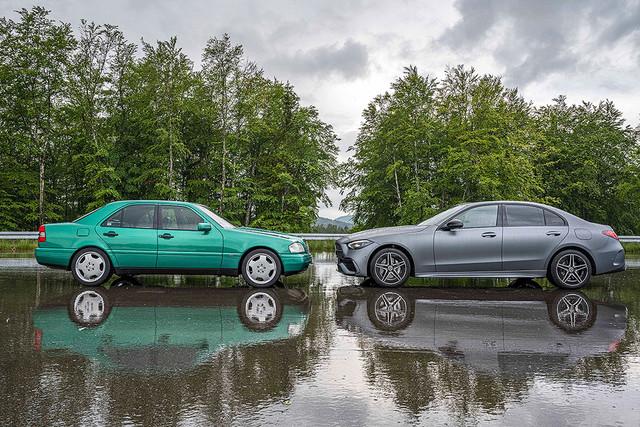 2021 - [Mercedes-Benz] Classe C [W206] - Page 17 76698-A8-D-FDF3-43-BD-B496-DFAA8-D7-D0-E19