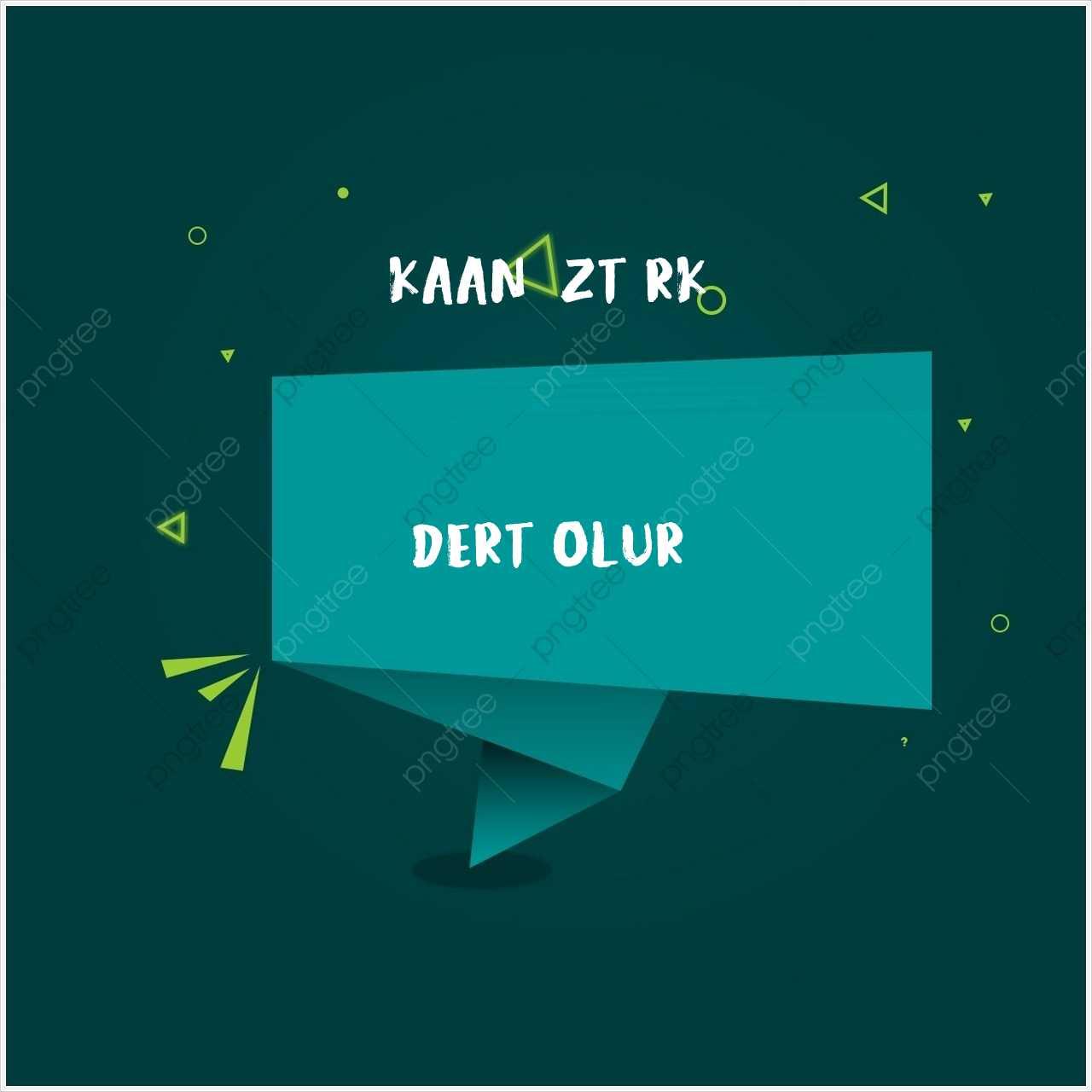 دانلود آهنگ جدید Kaan Öztürk به نام Dert Olur