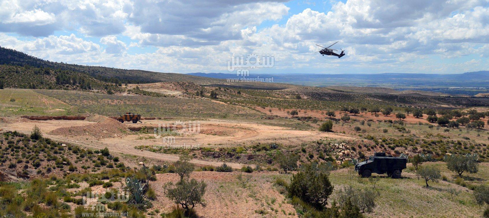 Armée Tunisienne / Tunisian Armed Forces / القوات المسلحة التونسية - Page 16 57085289-2444554978899106-1186259375765848064-o