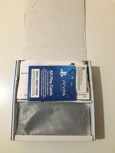 [Vendu] PS Vita Wifi enso sd2vita 128Go en boîte 80€ A77-CB20-A-E419-4-BF8-9453-D0-D0-CC1-D4-F59