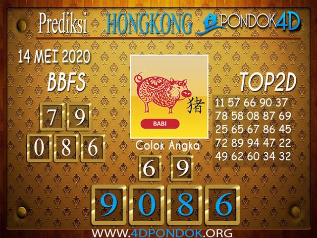 Prediksi Togel HONGKONG PONDOK4D 14 MEI 2020