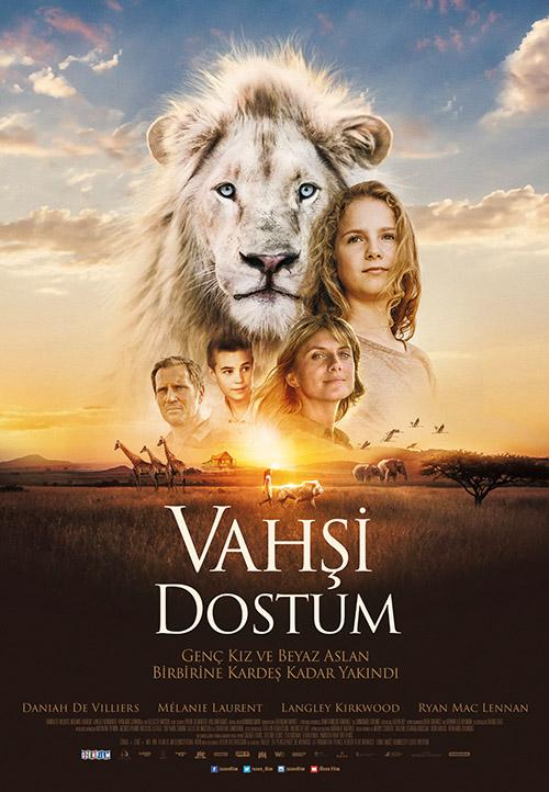 Vahşi Dostum | Mia and the White Lion | 2020 | m720p - m1080p | BluRay | Türkçe Altyazılı | Tek Link