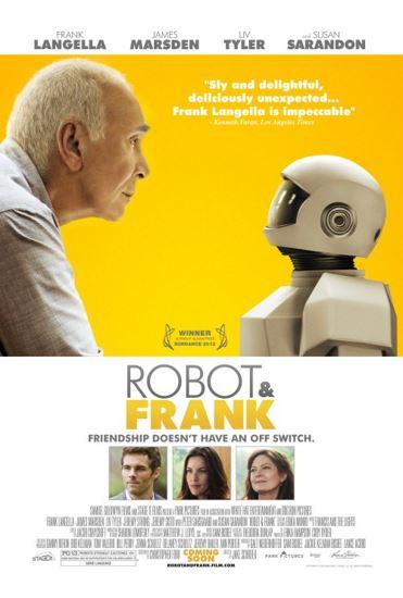 Robot i Frank / Robot & Frank (2012) PL.BRRip.XviD-GR4PE | Lektor PL