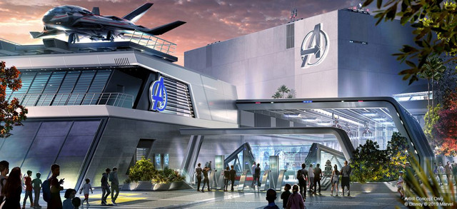 [Disney California Adventure] Avengers Campus (18 juillet 2020) - Page 3 Zzzzz55