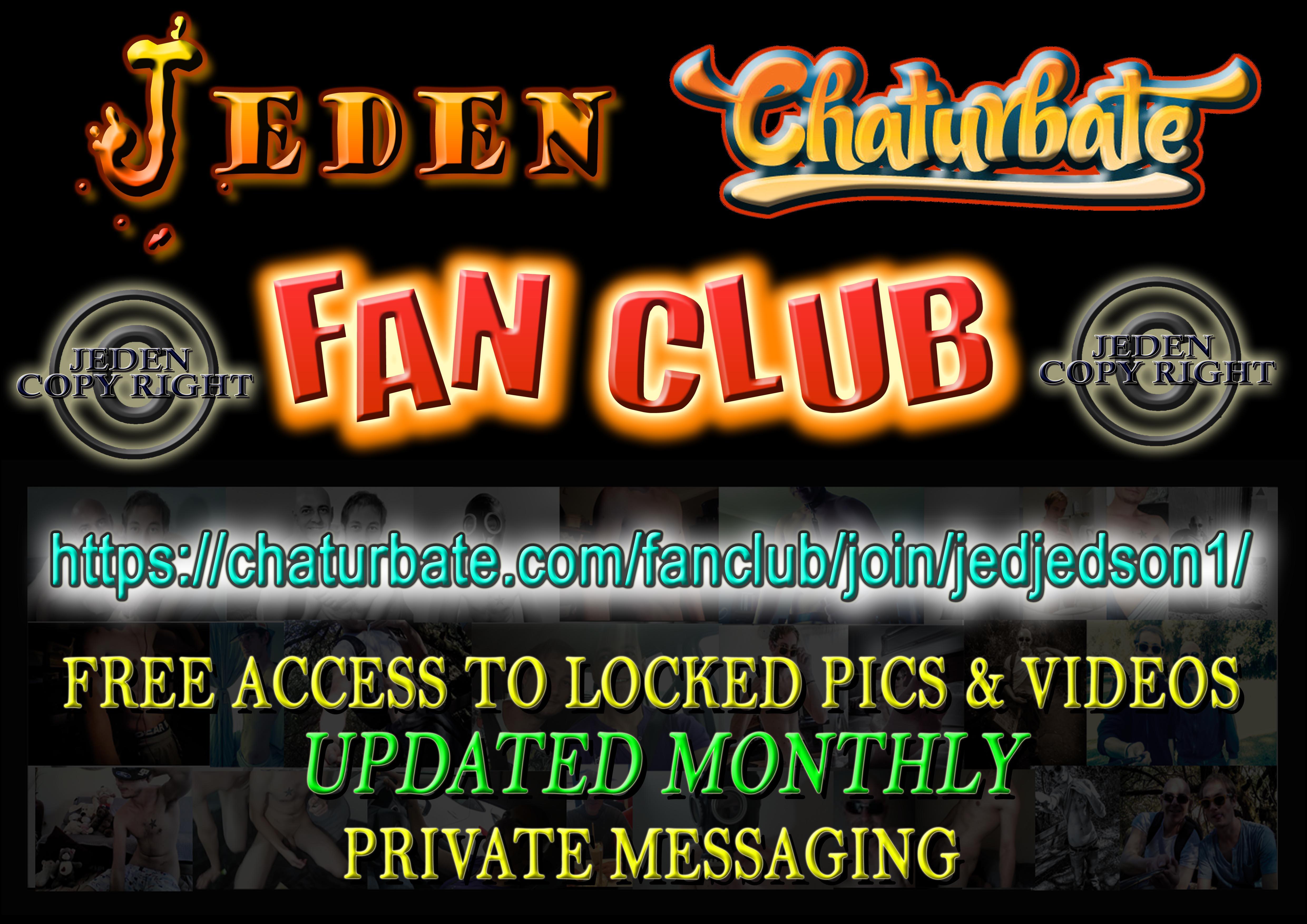 Fan club chaturbate