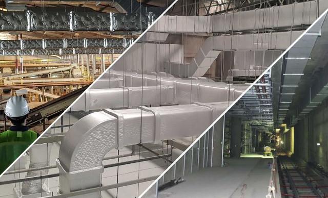 Perusahaan Kontraktor Jasa Pembuatan Ducting