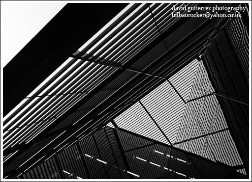 Чёрно-белая геометрия Лондона