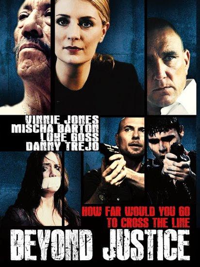 Poza prawem / Beyond Justice (2014) PL.BRRip.XviD-GR4PE | Lektor PL