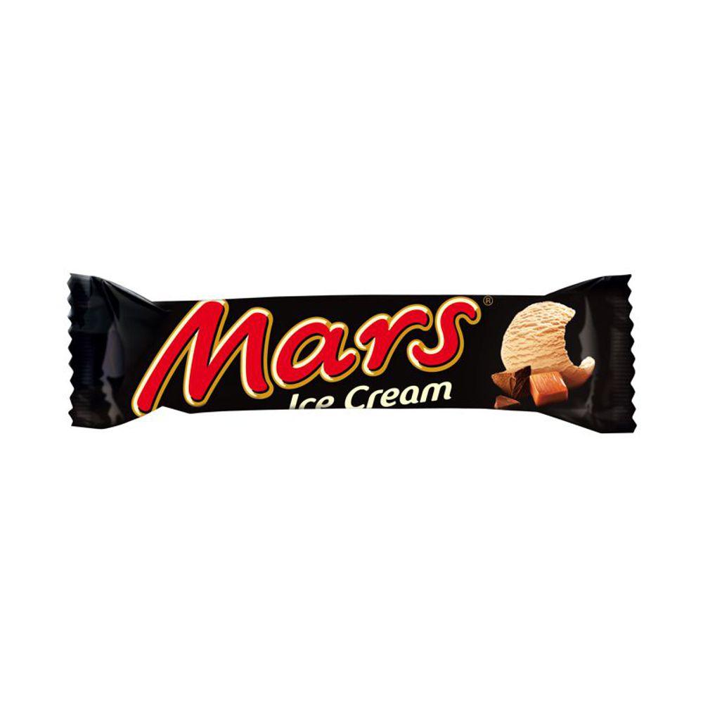 """ნაყინის ბატონი """"MARS""""  41.8 გრ"""