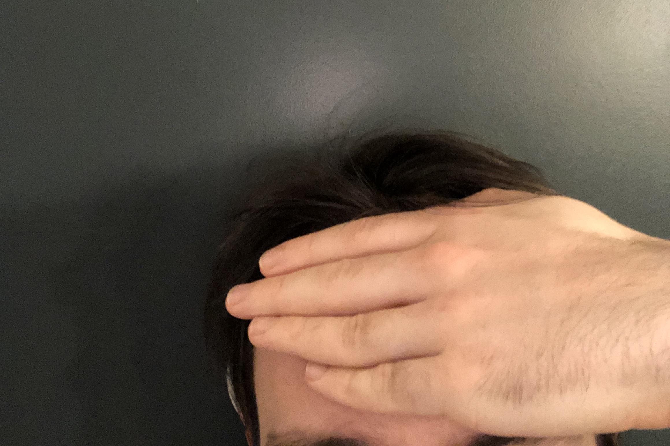 technique 4 doigts pour le front