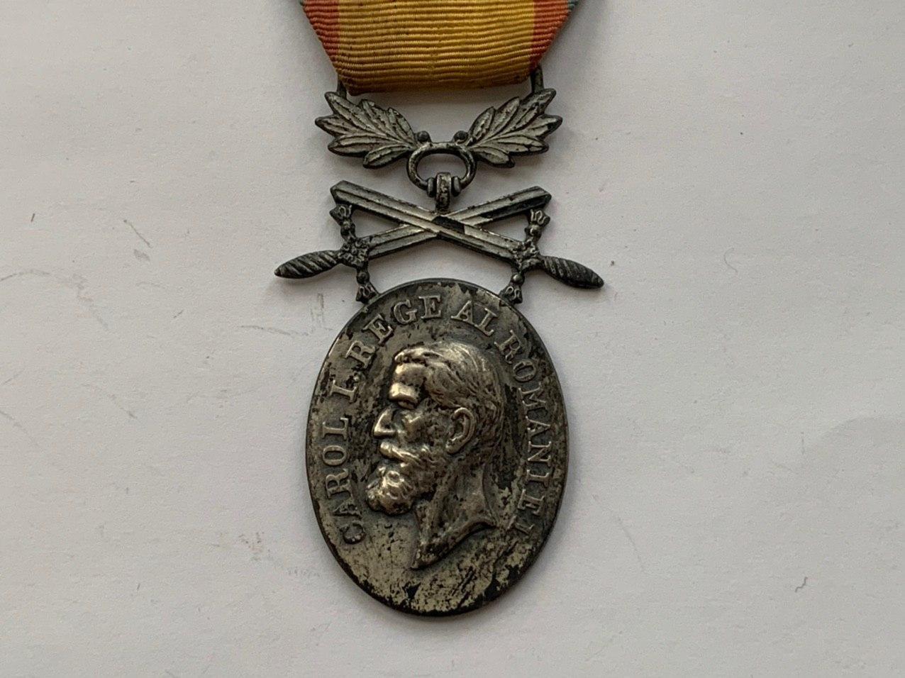 Medal for HARDIHOOD and LOYALTY