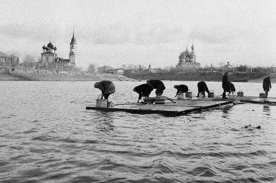Жизнь СССР в фотографиях Юрия Абрамочкина 9