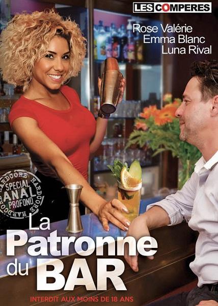 Бармен / La patronne du bar (2017) WEBRip