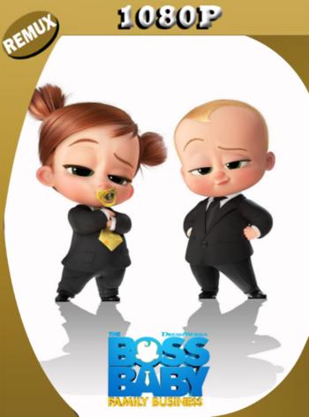 Un Jefe en Pañales 2: Negocios de Familia (2021) BDRemux [1080p] Latino [GoogleDrive]