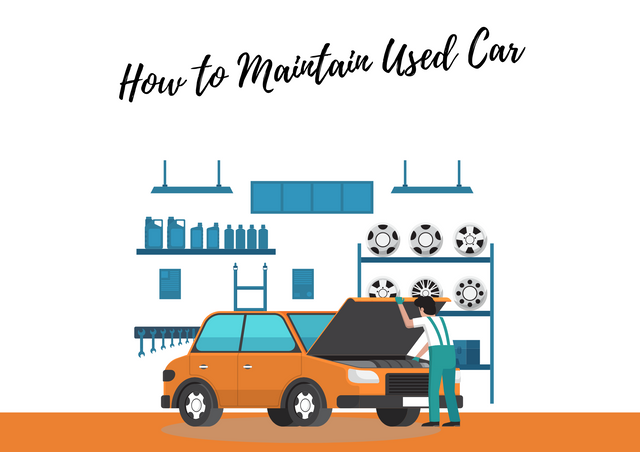 How-to-Maintain-Used-Car