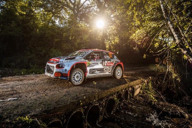 La C3 R5 Toujours En Tête Du WRC3 Avec Bulacia LM202006-276-0